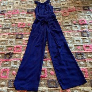 Adelyn Rae Jumpsuit Royal Blue